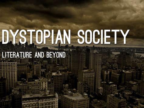 themes in dystopian literature dystopian society by simon keily