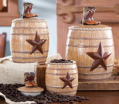 western kitchen canisters western kitchen canister set from collections etc for my jars cookie