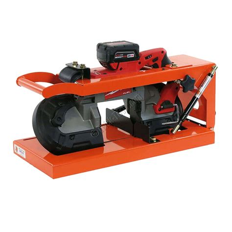 Portable Band Saw Table by Ezcut Jig Portaband Pro Portaband Pro For Milwaukee