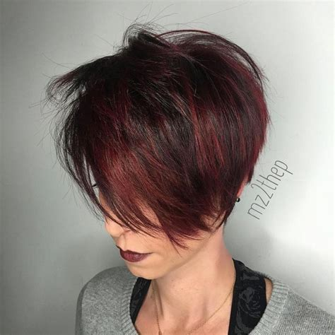 edgy hair for women in late 40s 42 best hair styles images on pinterest edgy haircuts