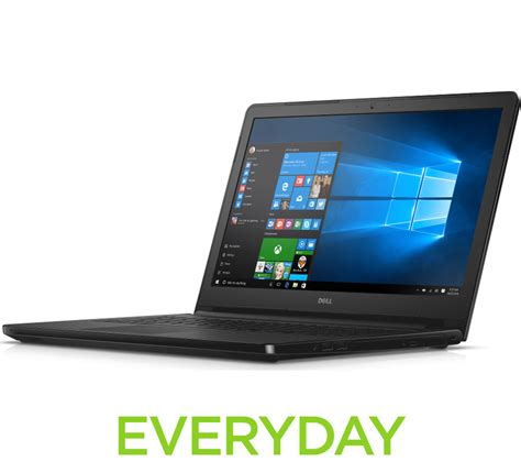 Laptop Dell Inspiron 15 dell inspiron 15 5000 15 6 quot laptop black deals pc world
