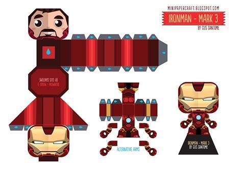 Marvel Papercraft - papercraft marvel