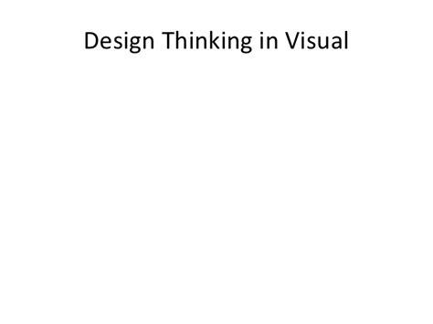 design thinking thomas lockwood pdf visual thinking for business analysis