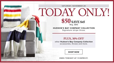Hudson S Bay Canada Offers - hudson s bay canada black friday 2015 today s deals 50
