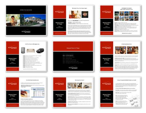 real estate listing presentation template real estate listing presentations powerpoint buyer