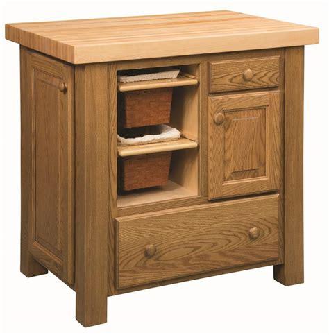Amish Furniture Kitchen Island Amish Granny S Choice Kitchen Island