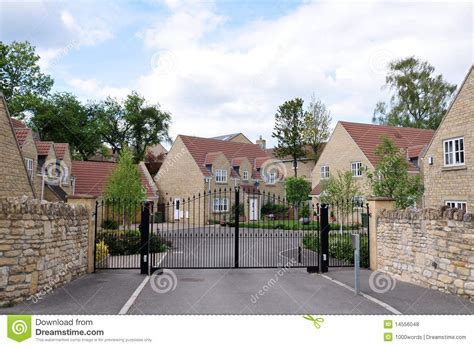 housing development housing development royalty free stock photos image 14556048