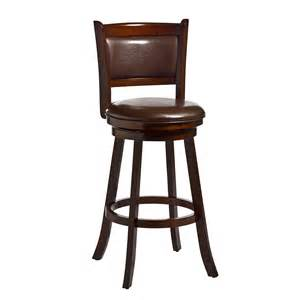 Cherry Bar Stools Shop Hillsdale Furniture Dennery Modern Cherry Bar Stool