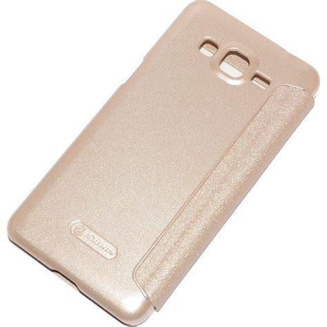 Nillkin Samsung Galaxy Grand Prime G530 nillkin custodia sparkle leather flip book samsung