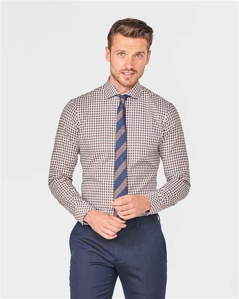 Cotton Slim Fit chemise slim fit finest cotton homme 79872546 we fashion