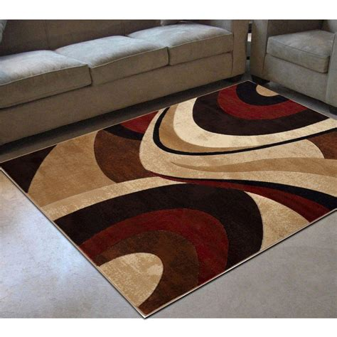 red accent rug red and brown rugs rugs ideas