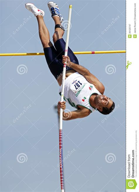 the pole vault chionship of the entire universe books pole vault mexico editorial photography image of