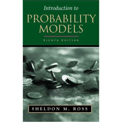 probability a lively introduction books introduction to probability models sheldon m ross