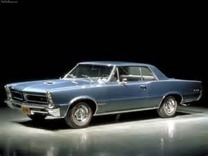 Pontiac Gto 65 65 Gto Pontiac