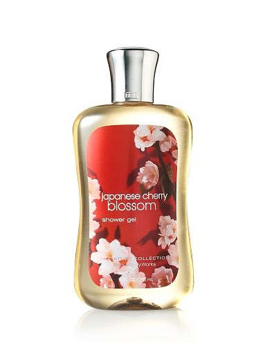 Bath And Works Japanese Cherry Blossom sheer japanese cherry blossom bath and works perfume a fragrance for 2009