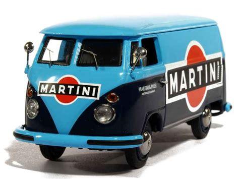 Schuco 143 Vw T1 volkswagen combi t1 martini schuco 1 43 autos miniatures tacot