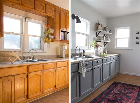 the big reveal my kitchen makeover after photos