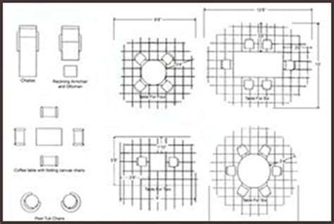 pin patio table plans on