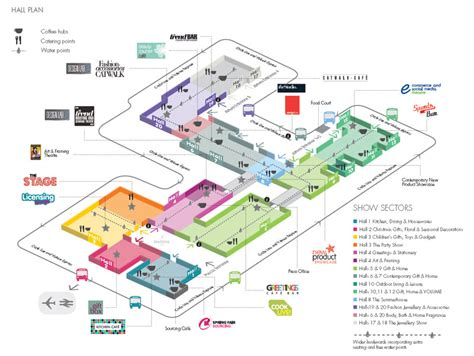 Nec Floor Plan by Treelocate Exhibiting At Spring Fair 2013 In The Nec Uk