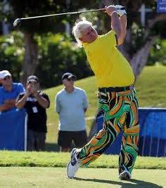 john daly swing speed john daly in loudmouth pants i do golf and i would wear