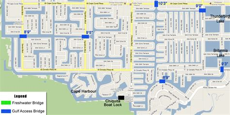 map of cape coral fl cape coral fort myers estero bonita springs call