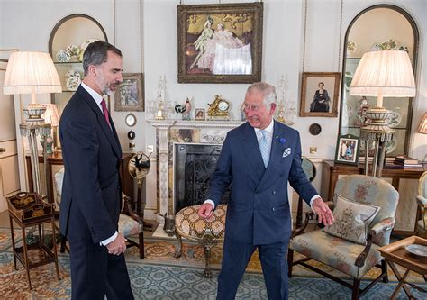 Clarence House London by Prince Charles Takes Us Inside His Clarence House Home