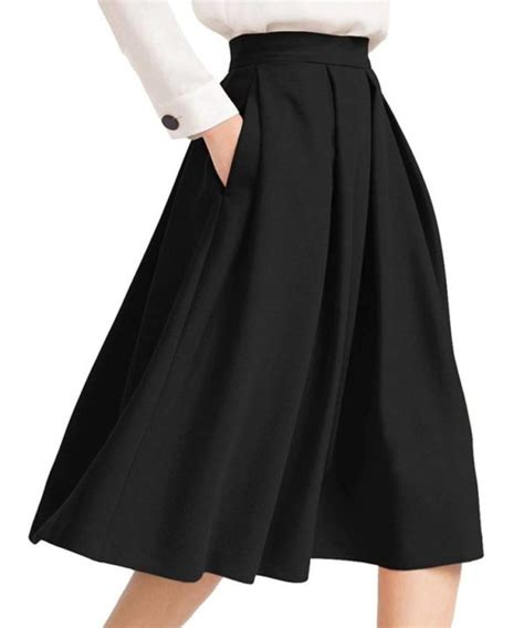 ways  wear midi skirt inspired