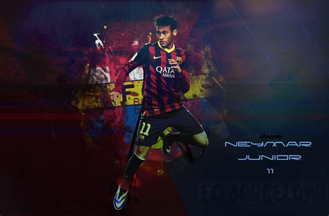wallpaper neymar barcelona 2015 wallpaper neymar barcelona 2013 2014 by shaaniordesign