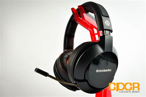 best wireless gaming headset 2014 review steelseries h wireless gaming headset custom pc