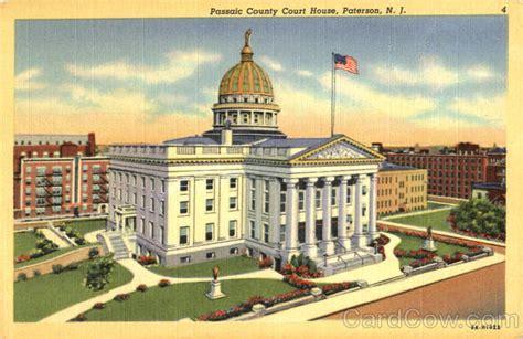 Passaic County Court Records Passaic County Court House Paterson Nj