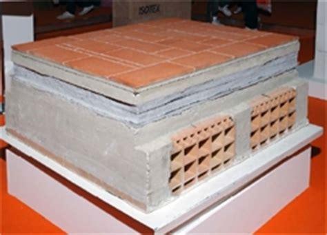 coibentare terrazzo io recupero energia coibentazione e isolamento termico di