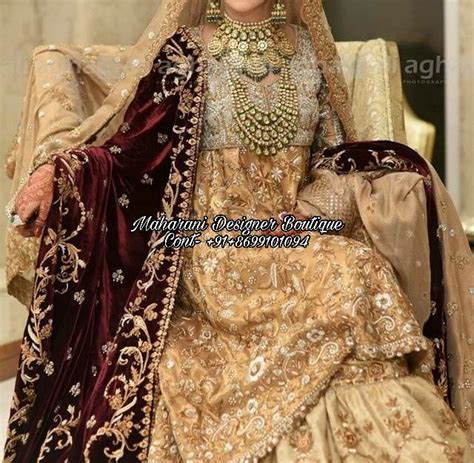 Buy Indian Wedding Dresses Online   Maharani Designer Boutique