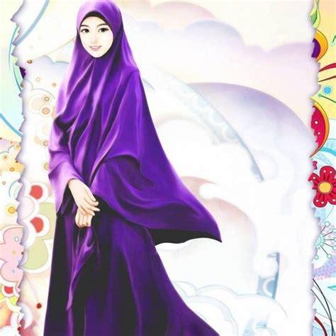 Quenna Muslimah Wanita Tren 1 gambar kartun buzz andy story gambar bergerak gif