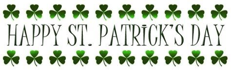 Happy St. Patricks Day 2014   Upstate's Choice Insurance