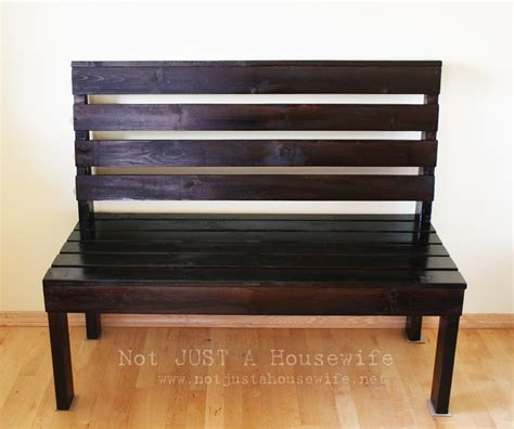 diy entry bench woodwork building an entryway bench pdf plans