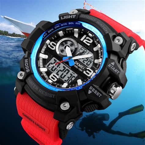 Skmei Jam Tangan Digital skmei jam tangan digital analog pria 1283