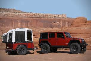 Jeep With Trailer Jeep Road Cer Trailers Hiconsumption