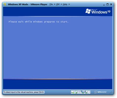 xp configure home page run xp mode on windows 7 machines without hardware