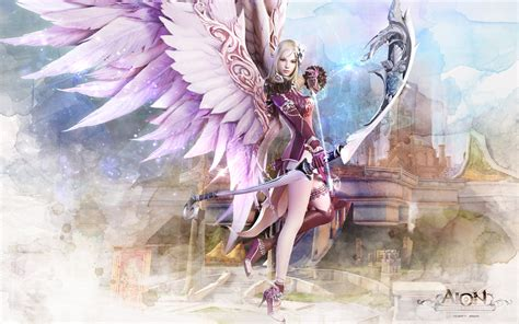 1680 215 1050 cg 1920 1200 cg aion fantasy cg archer girl wallpapers hd wallpapers