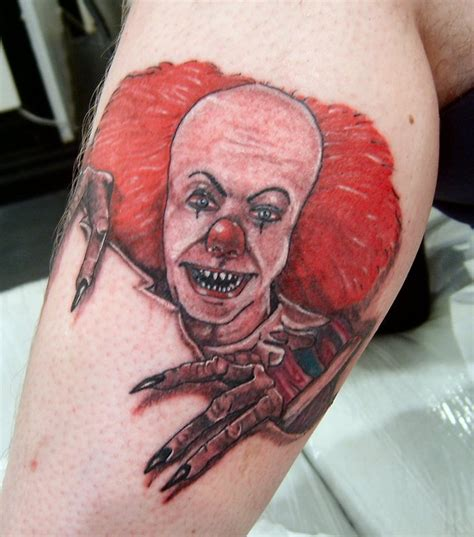 tattoo pictures clown clown tattoos designs