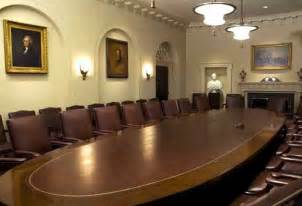 White House Cabinet Inside The White House Abode