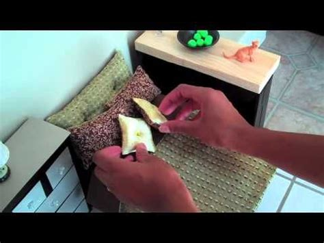 my froggy stuff how to make a bed how to make a doll bed my froggy stuff pinterest