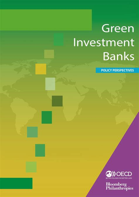 green investment bank green investment banks policy perspectives by oecd issuu
