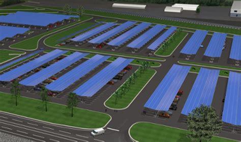 construction begins  msu solar array project msutoday michigan state university