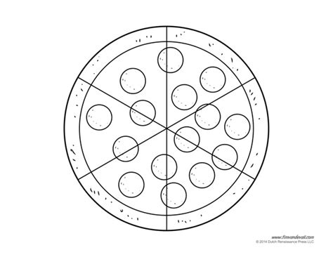 pizza coloring pages preschool pizza coloring pages tim s printables
