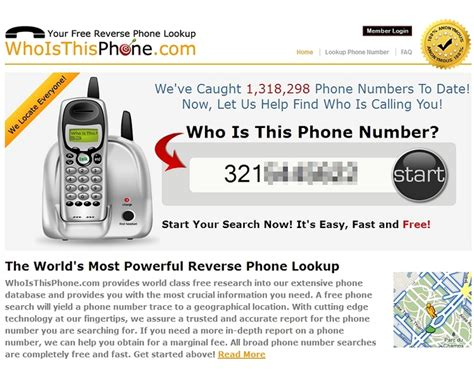 How To Lookup Who A Phone Number Belongs To How To See Who Is Calling From That Unknown Phone Number