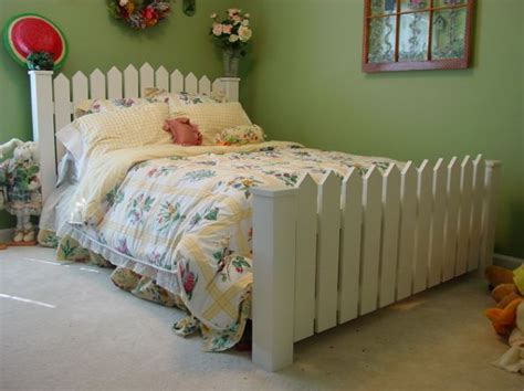 white picket fence headboard white picket fence headboard footboard child s lair