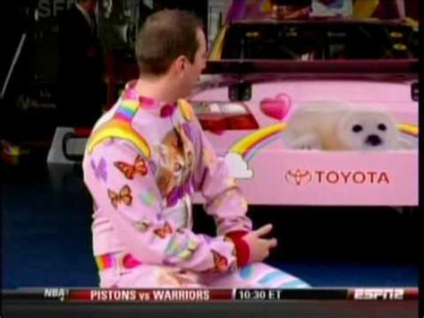 Toyota Meme Commercial - toyota design it with kyle busch commercial 2010 mpg youtube