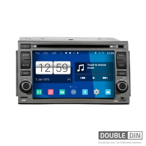 Android Unit by Navigation Multimedia Unit With Android For Hyundai