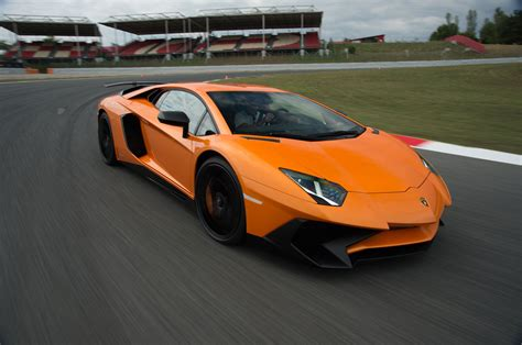 2016 Lamborghini Aventador LP 750 4 Superveloce   First